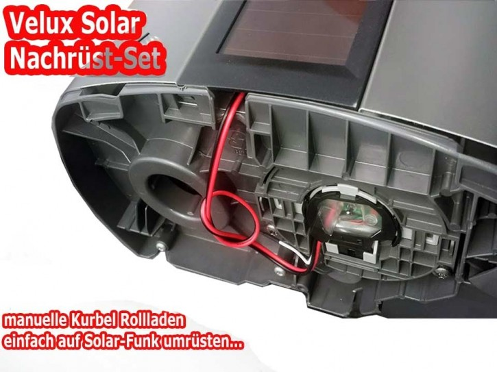 solar rollladen akku motor velux ersatzteil kitt ab bj 2012 zoz 221 s22. Black Bedroom Furniture Sets. Home Design Ideas