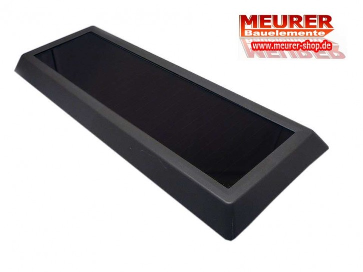 solar modul panel velux ssl rollladen modul zoz s21. Black Bedroom Furniture Sets. Home Design Ideas