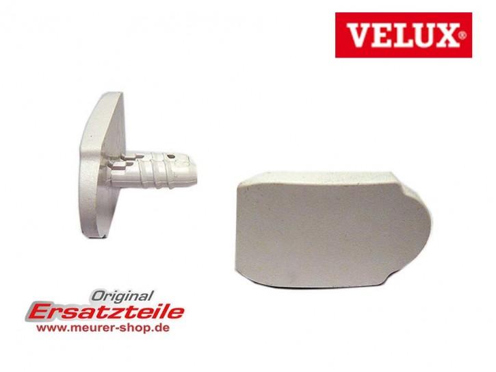 Velux Rollo Halter Pick&Click Zubehör Träger Weiß