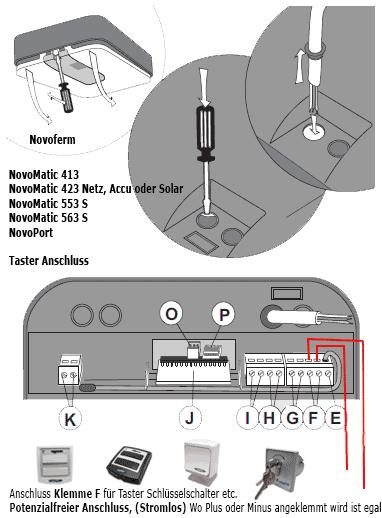 Super Schlüsseltaster 1-fach Signal 312 Unterputz-TM02010031332 / 80800112 FQ01