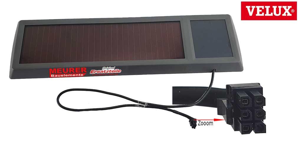 Solarpanel 3sa modul ersatzteil f r velux integra solar for Velux ksx 100 prezzo