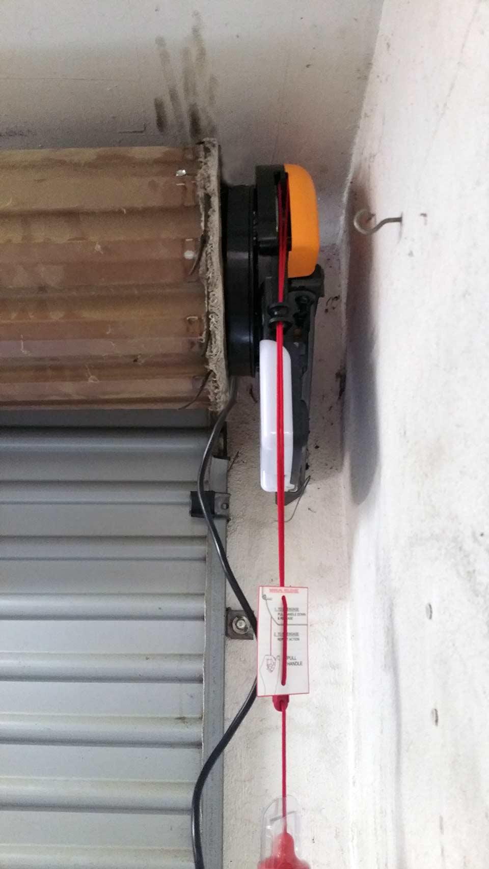 garagentor antrieb für polynorm rolltor-easydrive gdo 6 v4