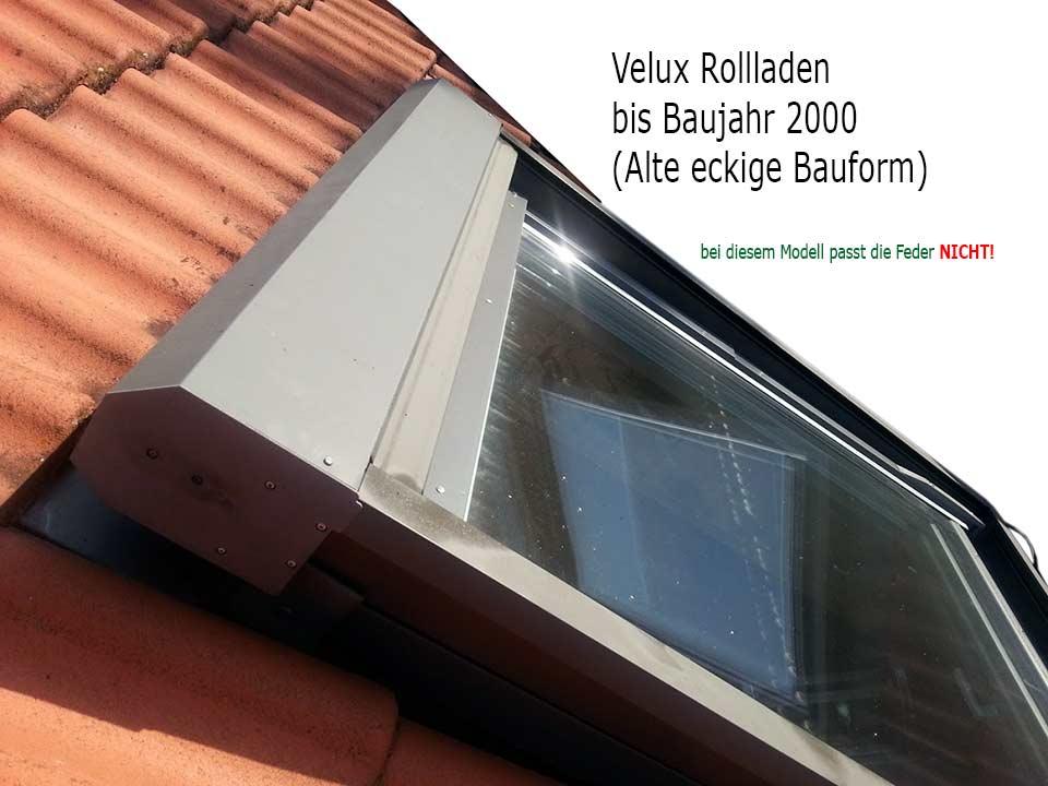 rollladen momentfeder velux lange version f023 f023 lang. Black Bedroom Furniture Sets. Home Design Ideas