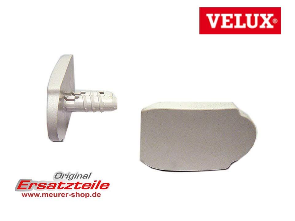 Velux Rollo Halter Picku0026Click Zubehör Träger Weiß