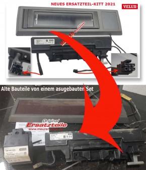 3SA B01 WW Velux Ersatzteil-Kitt Solar Fenster Motor und Solarpanel V21 KSX 100 Integra