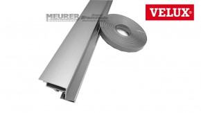 Abdeck Kunststoffband Grau für Velux Insektenschutz