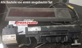 3SM B01 WW Velux KSX 100 Solar Dachfenster Ersatz Motor