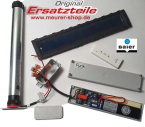 Baier Solar Rollladen Ersatzmotor 12V