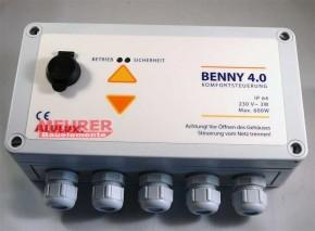 Benny Torsteuerung 4.0 Alulux
