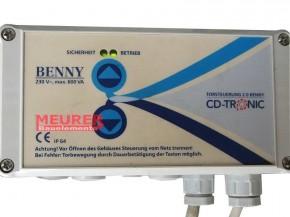 Benny Torsteuerung 2.0 CD-TRONIC Alulux Weller