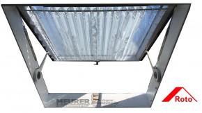 H3 Roto Holz Dachfenster Dichtung für Fensterflügel