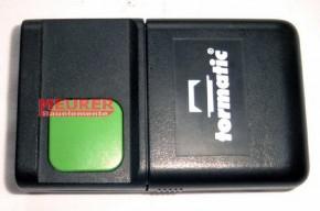 Handsender Tormatic 40,685 MHz S41-1 grüne Taste 1-Kanal