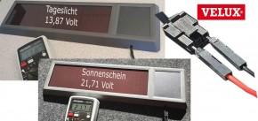 Solarpanel 3SA Modul Ersatzteil für Velux Integra Solar Dachfenster KSX 100