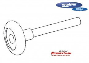 Laufrolle Links/Rechts Lange Achse Siebau, Riexinger Industrie Sektionaltor