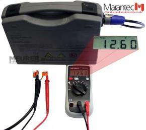 Regenerierter (Überholter) Akku-Pack 24VDC 7,2 AH für Marantec Comfort Solar
