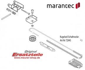 Marantec Schaltnocke für Kugelseil Fehler 8 Comfort 211 / 220 / 250