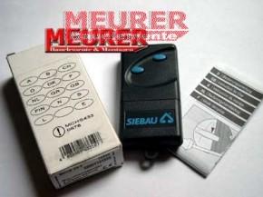2-Kanal Mini-Novotron 302 Siebau / Tormatic Handsender