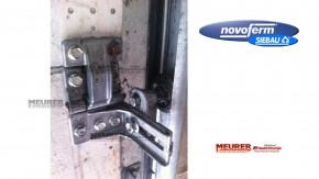 Mittelband (Scharnier) für Novoferm Siebau Sektionaltor ISO GST