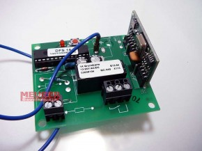 Novoferm Novotron Universal Empfänger 1-Kanal  433 MHz E433-U