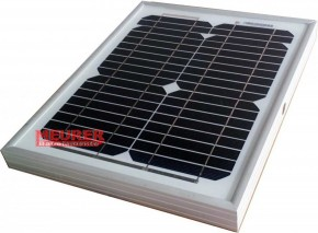 Novoferm Solarmodul für Novomatic 413 Akku