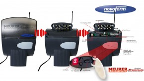 Steuerung Novoferm NovoPort III Vers. 4.6 LED