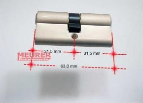 Novoferm Profil-Zylinder MZ-Türe / FH Türe