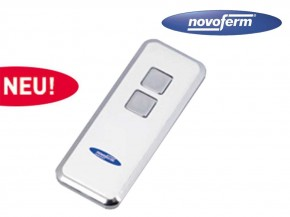 2-Kanal Novoferm Mini-Novotron 522 Design Handsender