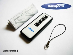4-Kanal Novoferm Mini-Novotron 524 Handsender