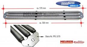 Nr. FPS 1070 Federpaket 3-Fach Novoferm / Siebau Sektionaltor