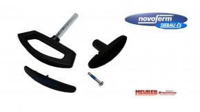 Garagen-Tor-Griff Außen ISO Sektionaltor Novoferm Siebau