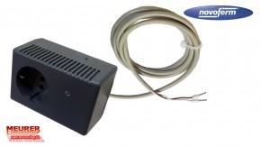 Universal Steckdosen-Empfänger Novoferm 230V/AC Funk 433,92 MHz