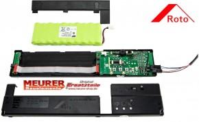 Steuerung Roto G4 für Solar Rollladen RT2 inkl. Akku