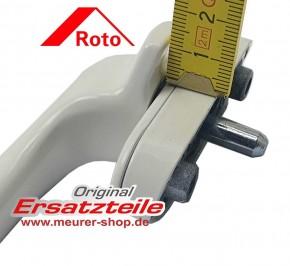 Roto Dachfenster Griff weiß H/K 31/43/73 R3/R4/R7