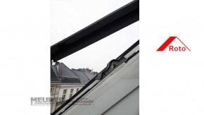 Gleiterführung Rechts für Roto 73/R7 Kunststoff und Holz Dachfenster