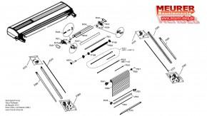 velux rolladen scharnier oben rechts f376 v22. Black Bedroom Furniture Sets. Home Design Ideas