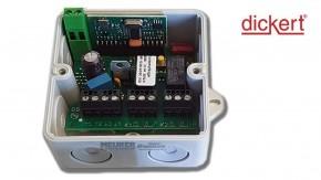 Universal Mini-Empfänger Dickert E27Q 2-Kanal 230V / 12-24Volt