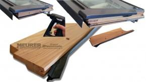 Velux Dichtung 5460 Flügel unten seitlich GGL/GHL/GIL Holz Dachfenster