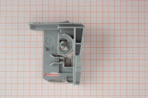 Velux Jalousette PAL-S 8168 Ersatz Endkappe oben links Kunststoff Grau