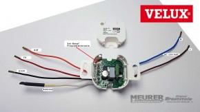VELUX Integra KLF 050 Steuersystem