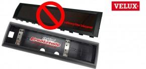 Velux Adapterplatte, Grundplatte für Solarmodul Paneel
