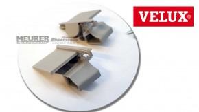 Endkappen für Velux Insektenschutz Rollo