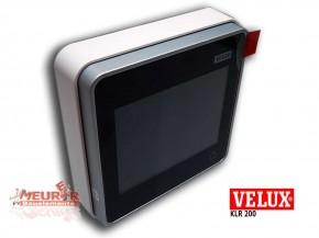 fenstermotor kmg 100 inkl regensensor velux integra kmg 100 ww. Black Bedroom Furniture Sets. Home Design Ideas