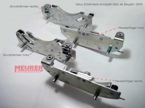 Scharniere PV-T Komplett-Satz Velux Bj. 2000 - 2013