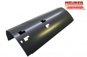 Solar Rollladen Deckel Velux, mit Ausstanzungen