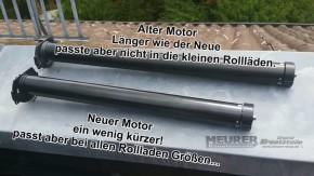 Solar Rollladen Akku, Motor, Velux Ersatzteil-Kitt ab Bj. 2000