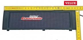 Solar Modul KLEIN, Panel Velux SSL Rollladen ab Bj. 2013