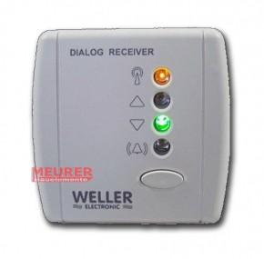Dialog Receiver DR87A1, Informiert per Funk den Torzustand